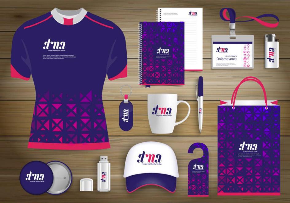 branded event merchandise